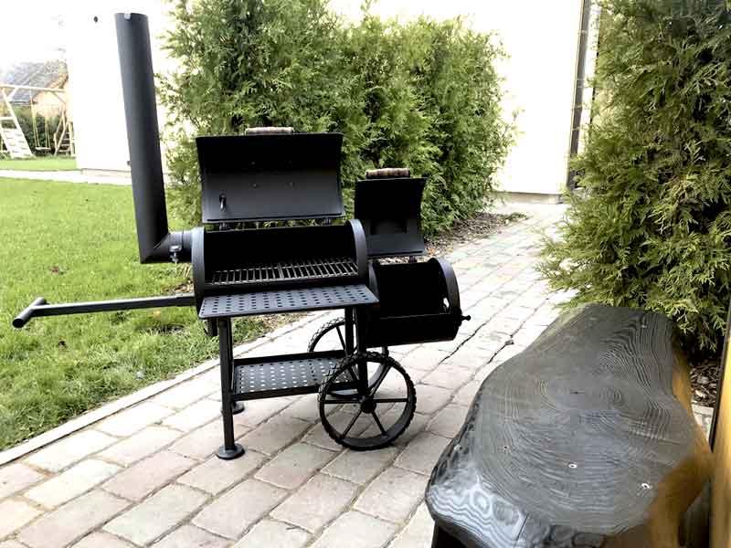 smoker grill affumicatore
