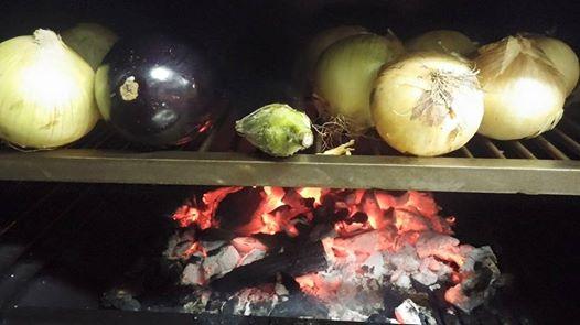 verdure cotte nel forno Pira