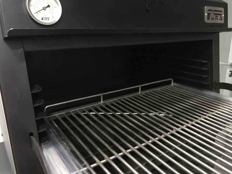 forno a carbone Pira spagnolo