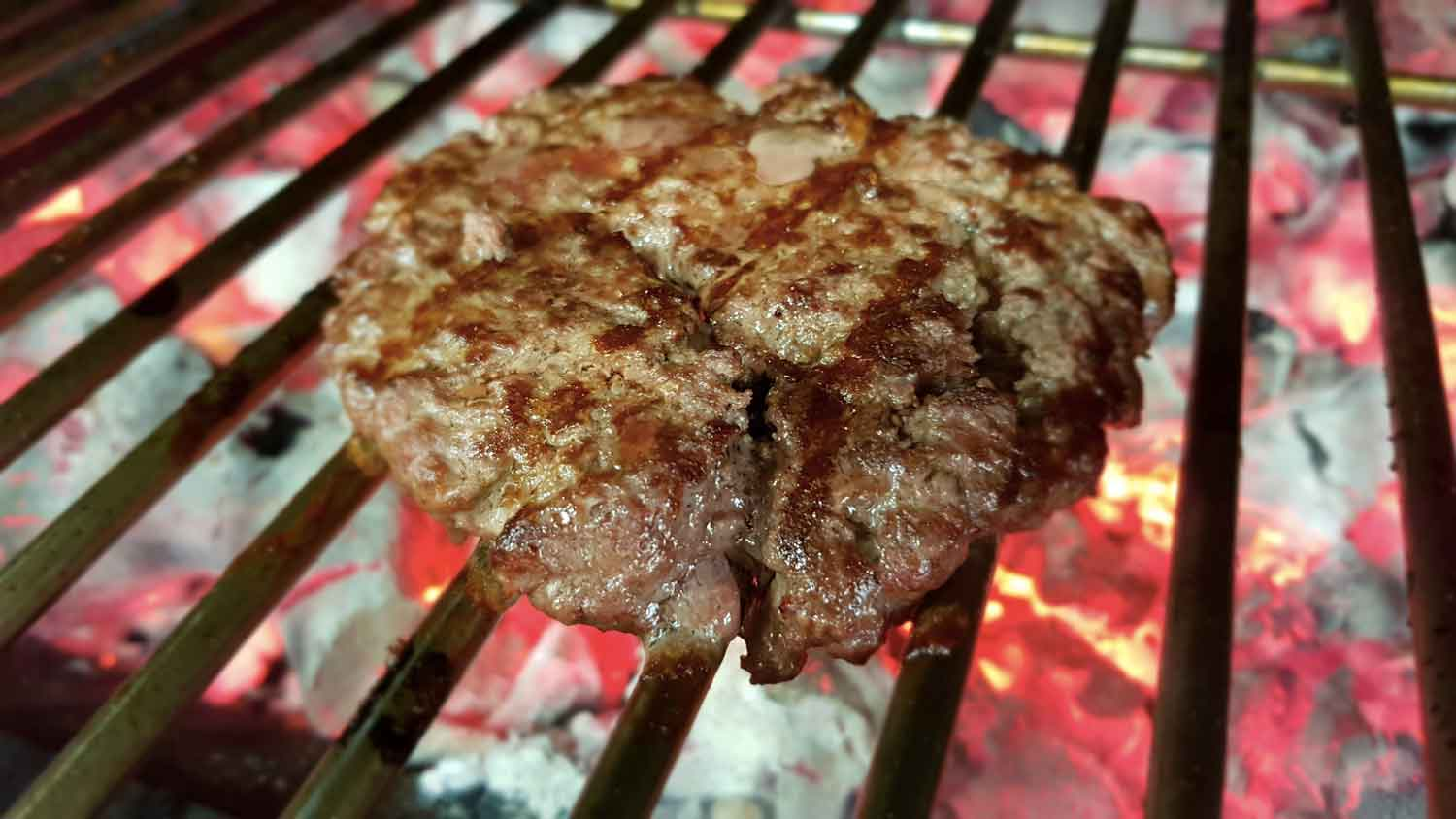 hamburger cotto con forno Pira