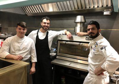 installazioni forno a carbone a Roma al pesciolino