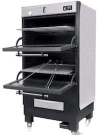 forno a carbone Pira 90D